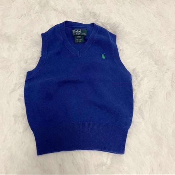 Polo by Ralph Lauren Other - Polo Ralph Lauren boy sweater vest